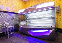 Planet Fitness Tanning Beds