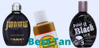 Best Tan Accelerator For Outdoor Tanning